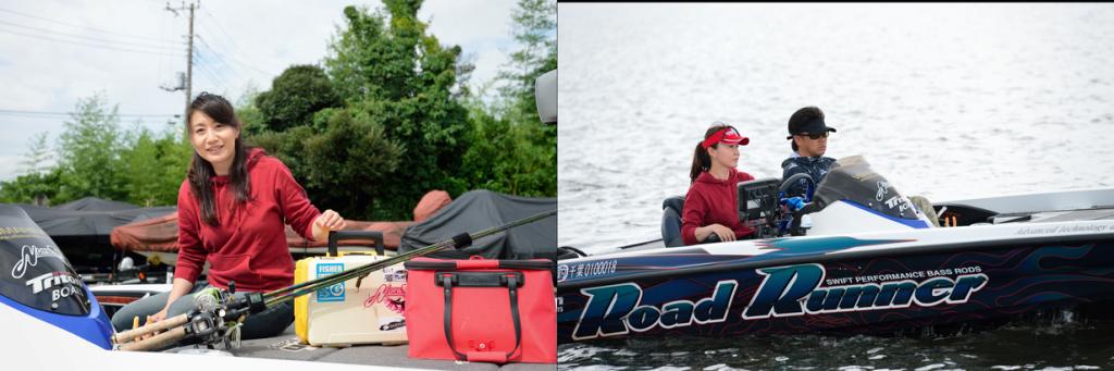 駐艇しているボートヤードで準備をしてから、車で牽引して水際まで移動。そしてゲストを乗せて湖上へ。「せっかくボートに乗るのだから、そのスピードや爽快感を存分に味わってもらいたいと思っています」。
