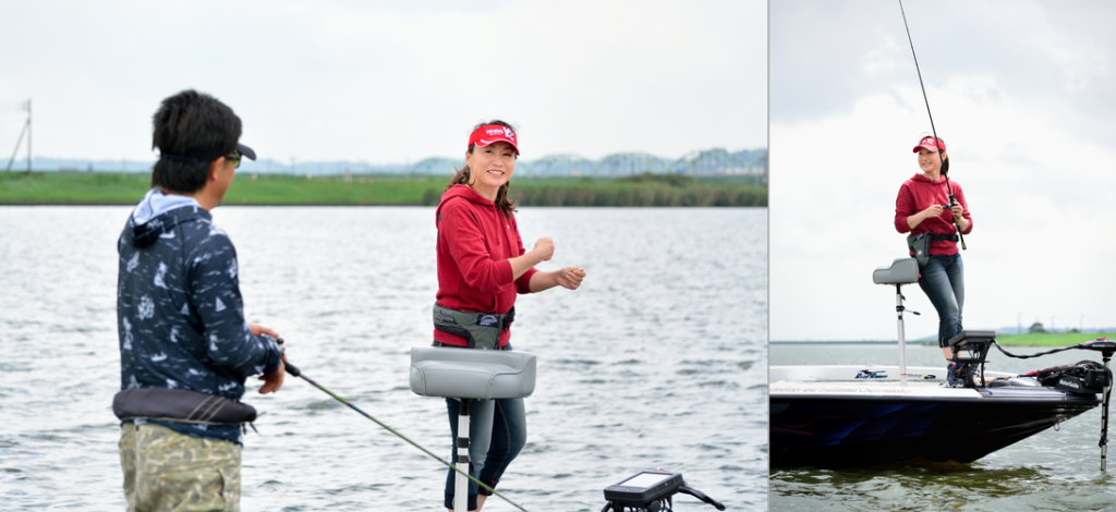 初心者大歓迎! 「釣りをまったく知らない人にも基本からお教えしますよ」